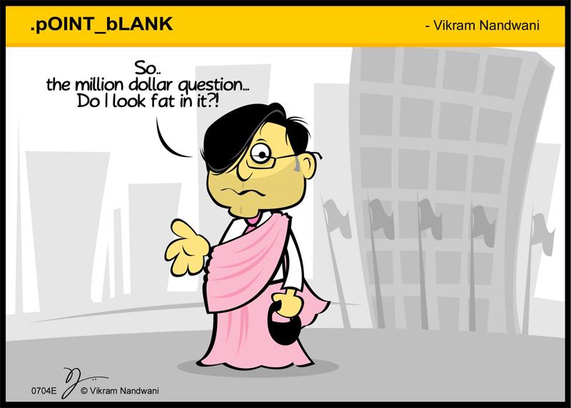 Shashi Tharoor The Saree Sa