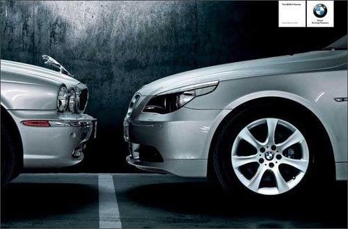 Pure intimidation, Car Ads