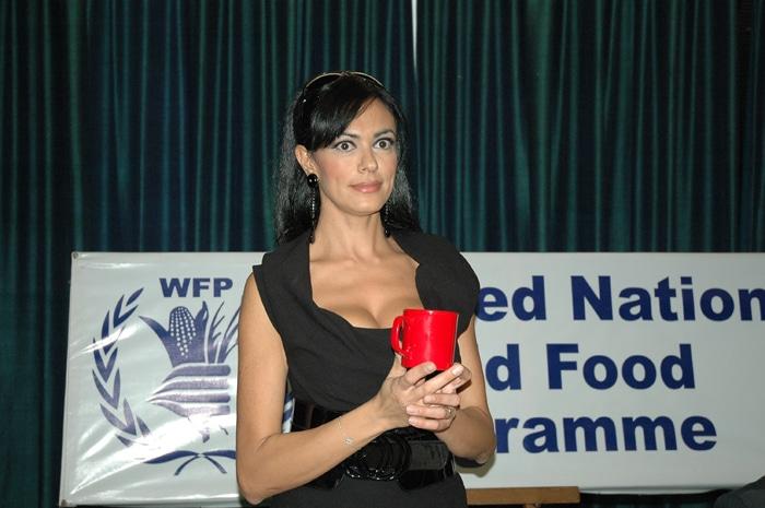 Bond Girl Maria Grazia 1