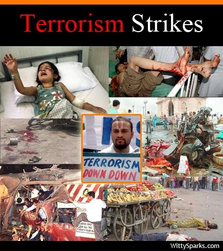 Terrorism Strikes India