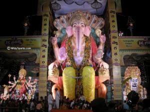 Khairtabad Ganesh Idol