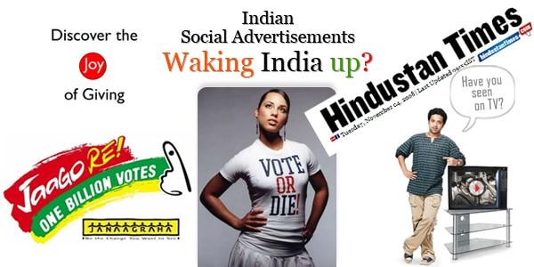 Indian Social Advertisements