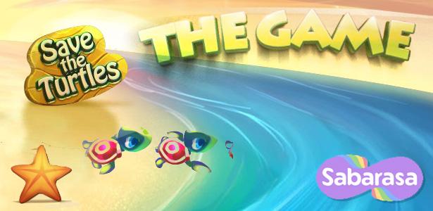 Sabarasa Announces Save the Turtles for the Nintendo DSiWare