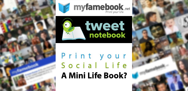 MyFameBook wants to print your life!