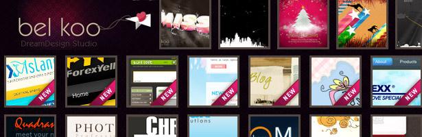 Bel Koo : freelance web designer, Malaysia