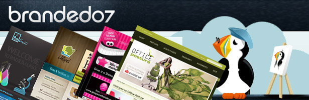 Online web design portfolio of Rob Palmer, Creating accessible website design · Branded07