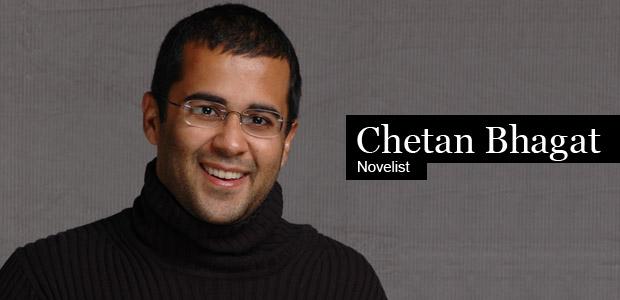 Chetan Bhagat - Novelist - India
