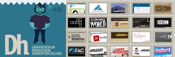 David Hellmann - Grafikdesign, Webdesign, Webentwicklung, HTML, CSS, WordPress