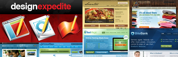 Design Expedite! Your online stop for visual design, identity development and business exposure!