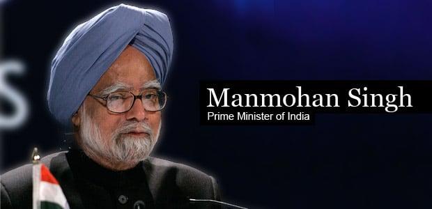 Mr.Manmohan Singh - Prime Minister of India