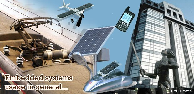 Embedded Systems Usage In General