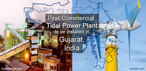 India to Install Asia's First Tidal Power Plant in Gujarat