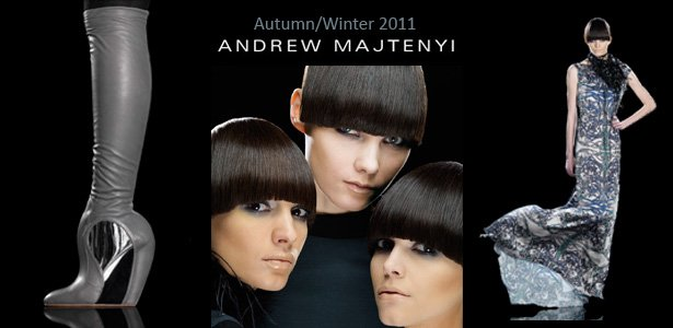 Andrew Majtenyi Autumn/Winter Collection 2011