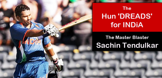 Sachin Tendulkar - The Master Blaster in Indian Cricket History