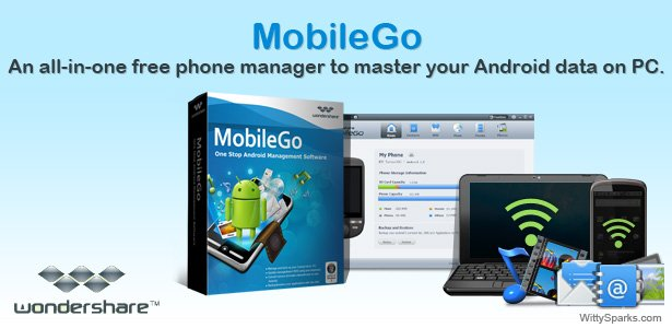 Free Phone Manager for Android to Manage your Android on PC