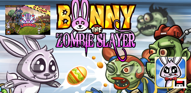 Bunny the Zombie Slayer - iPhone, iPod, iPad Game for download