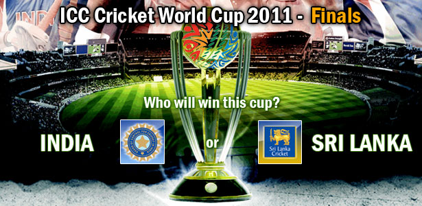 Watch Live and Check Live Scores of ICC World Cup Cricket - India vs Sri Lanka
