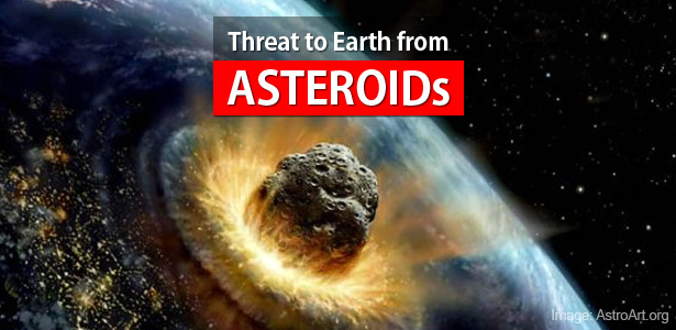 Threat to Earth from Asteroids