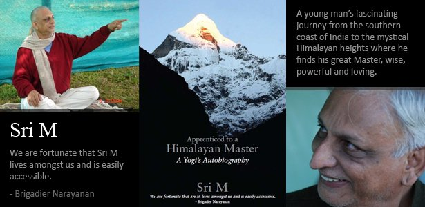 Apprenticed to a Himalayan Master - A Yogi's Autobiography - Sri M