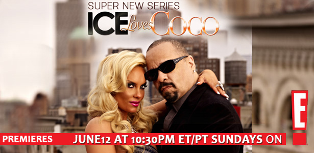 Ice Loves Coco: Baby Got Backstory - premieres on E!