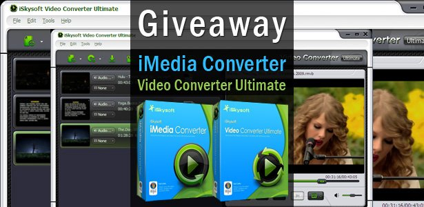 iSkysoft - iMedia Converter and Video Converter Ultimate for Windows and Mac