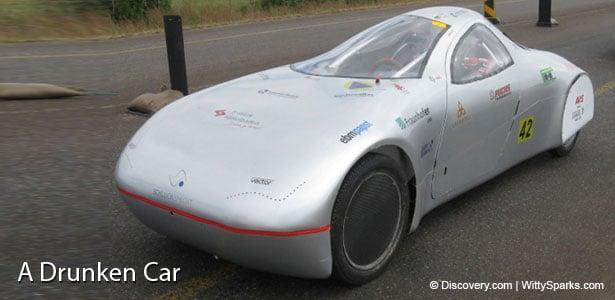 Drunken Electric Vehicle