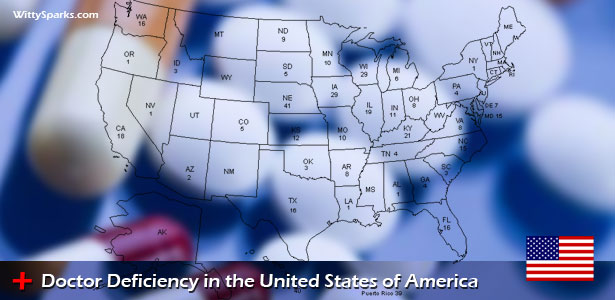 Doctor Deficiency in the United States of America
