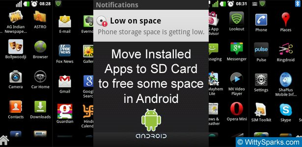 Move or Install Apps directly to SD Card External Storage in Android