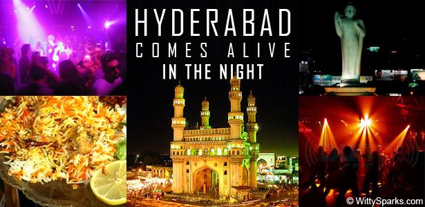 Hyderabad - Night Life