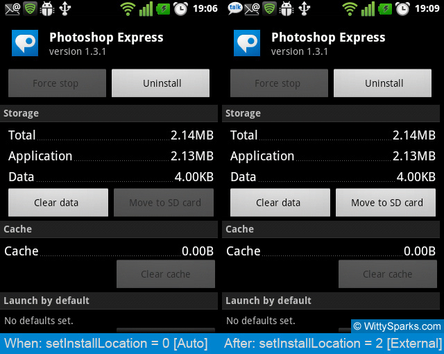 Android - Adobe Photoshop Express