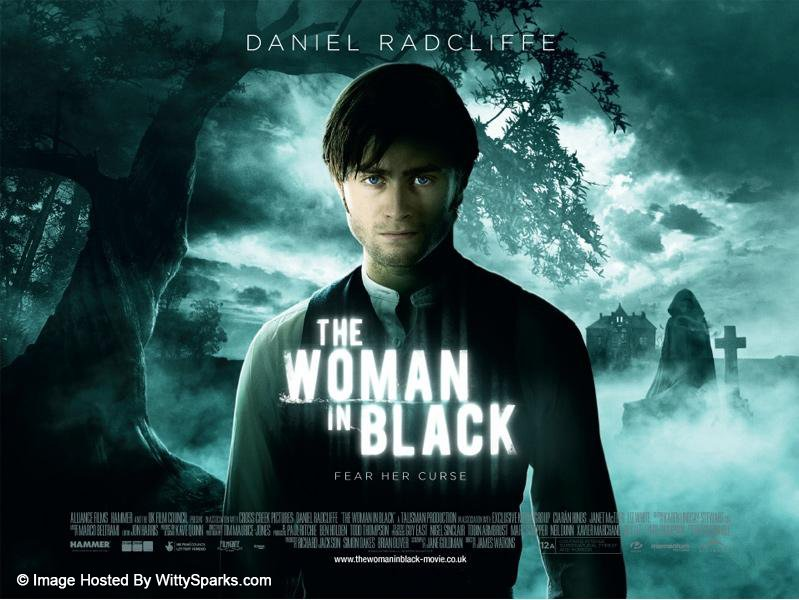 Daniel Radcliffe now charms the audience as Arthur Kipps in The Woman In Black
