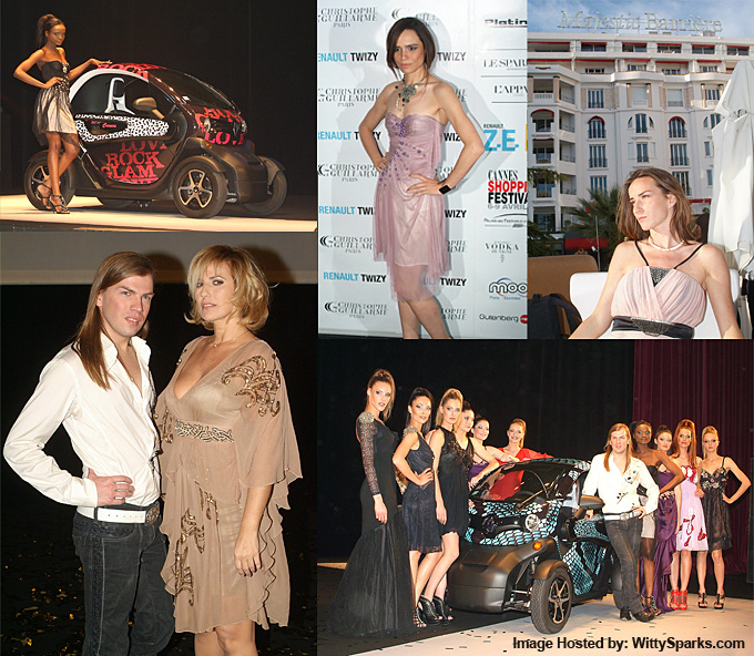 Cannes Shopping Festival 2012 - A Star Studded Event!
