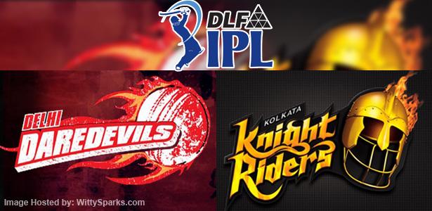 IPL T20 2012, Match 2, Delhi Daredevils thrash Kolkata Knight Riders at Kolkata