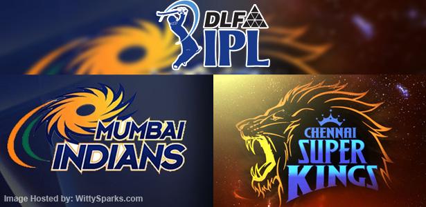 IPL T20 2012 - Match 1 - Mumbai Indians Vs Chennai Super Kings