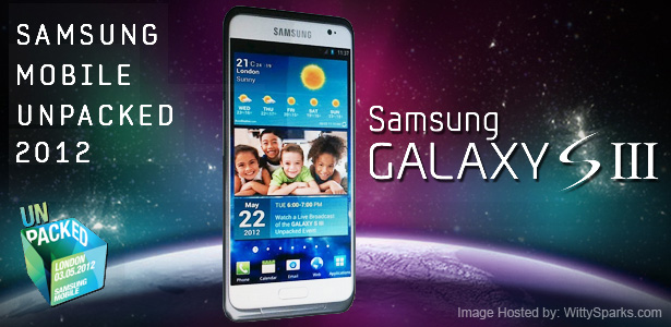Samsung Galaxt S III - Android Mobile