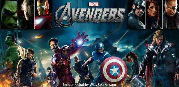 The Avengers on the verge of becoming the world's favorite!