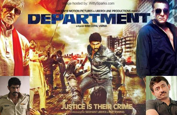 Department Bollywood Movie 2012