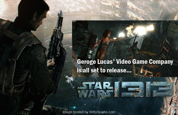 George Lucas' Video Game Company Make a Grand Come Back with Star Wars 1313