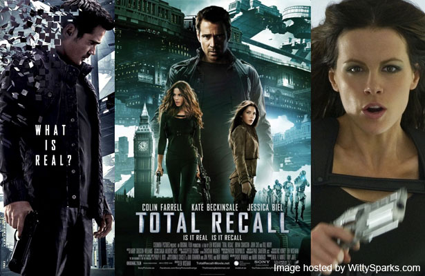 Total Recall 2012 is all set to entertain you on 3rd of August!