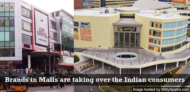 Brands in Malls are taking over the Indian consumers - Business