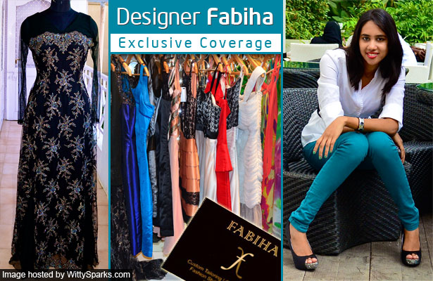 Exclusive Interview of Fashion Designer Fabiha from Hyderabad, India