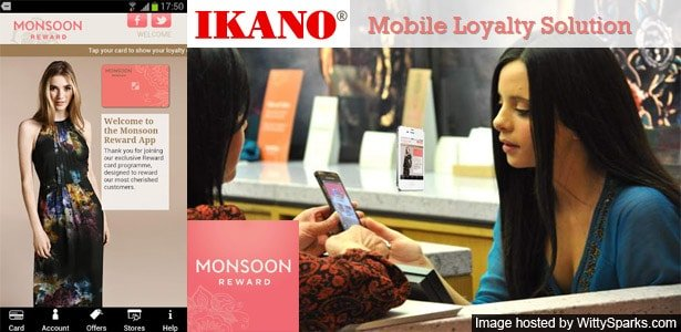Ikano and Monsoon Launch First Fashion Retail Loyalty App for iPhone, Android, Blackberry and Windows Mobile