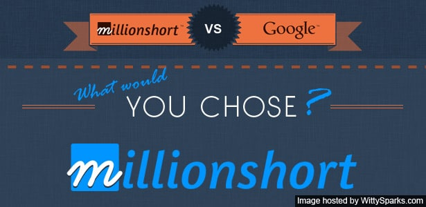MillionShort - Imagine a search engine that simply removed the top 1 million most popular web sites from its index
