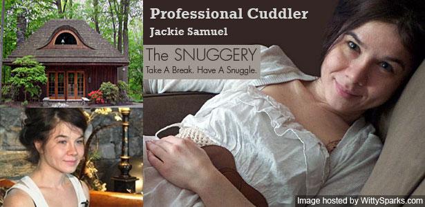 Founder of The Snuggery - Jacqueline Samuel