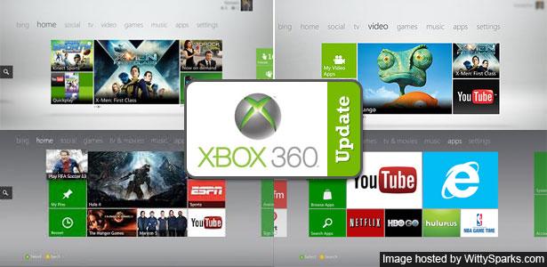XBox 360 - Microsoft Update
