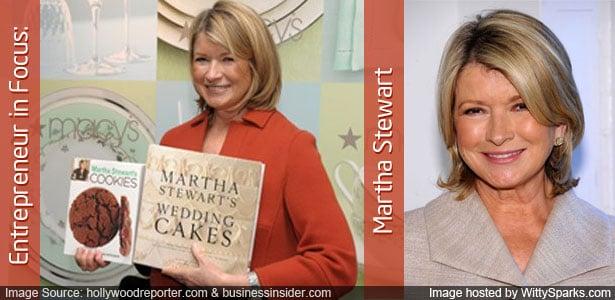 Martha Helen Stewart - Worlds first self-made Billionaire Woman