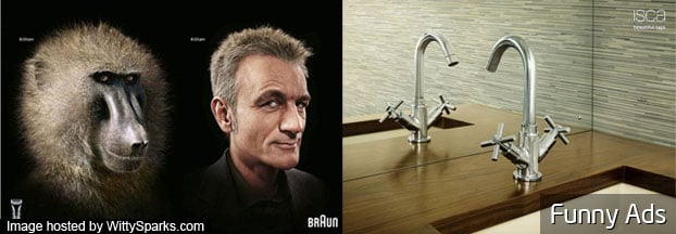 Funny and Creative Advertisements
