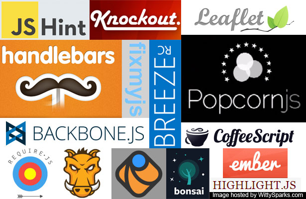 Javascript Tools, Frameworks and Libraries for Web Developers