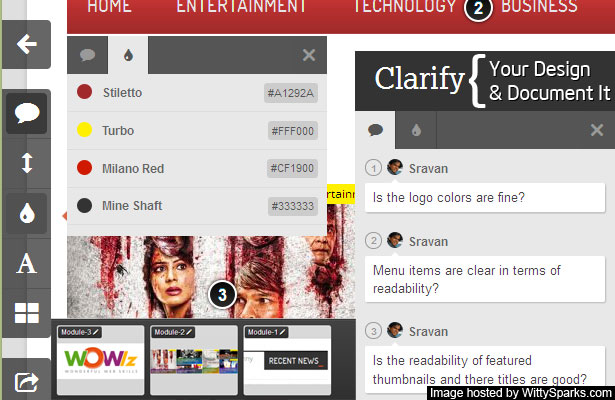 Clarify - Streamline your Frontend Workflow