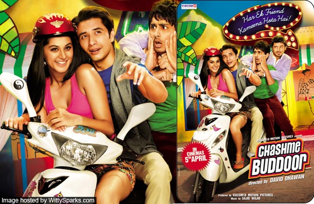 Watch Chashme Baddoor this summer in the theatres near you!